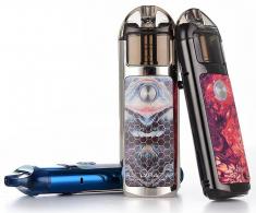 บุหรี่ไฟฟ้า The Lost Vape Lyra Pod System Kit 1000mAh (แท้)