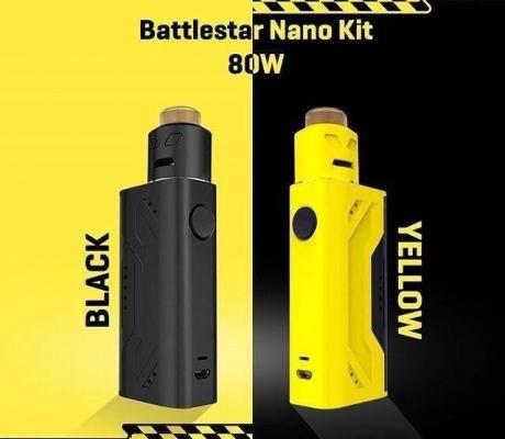 Battlestar Nano RDA