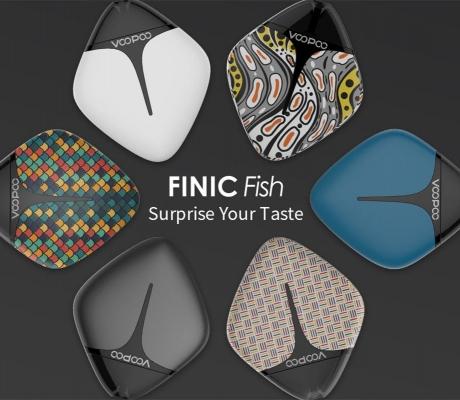 ขายบุหรี่ไฟฟ้า Finic Fish pod