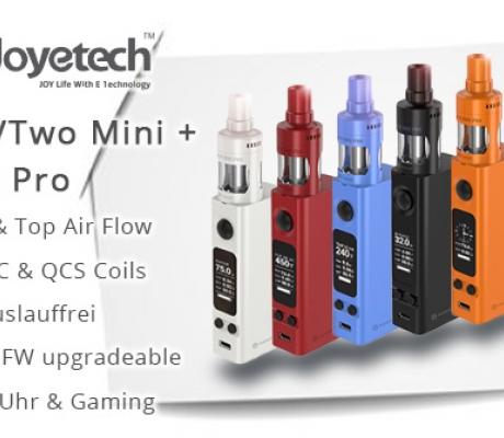 บุหรี่ไฟฟ้าบุหรี่ไฟฟ้า EVic Vtwo Mini With Cubis Pro