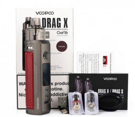 Voopoo Drag X (ไม่รวมถ่าน)