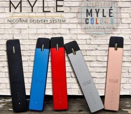 MYLE Pod System Device