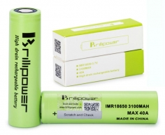 ถ่าน BRILLIPOWER 18650 BATTERY
