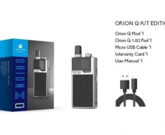 บุหรี่ไฟฟ้า Lost Vape Orion Q Pod System Kit