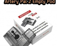 Artery Pal 2 Empty Pod