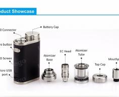 บุหรี่ไฟฟ้า iStick Pico Kit 75W