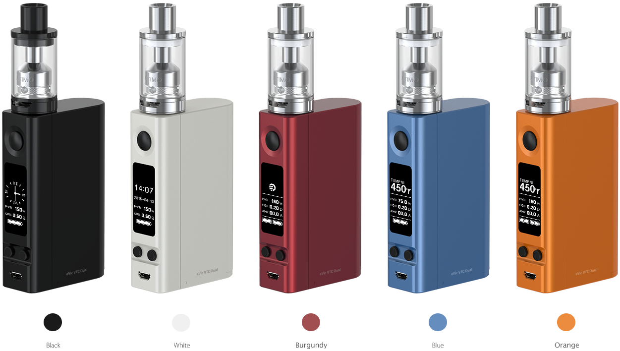 Joyetech eVic VTC Dual with ULTIMO