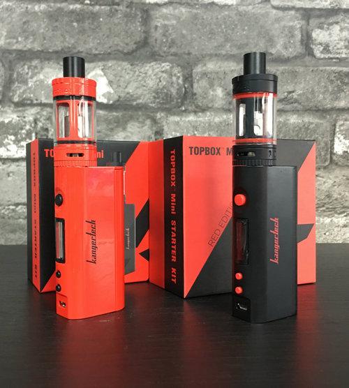 บุหรี่ไฟฟ้า TOPBOX Mini Starter Kit